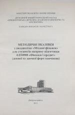 Місцеві фінанси, 2013
