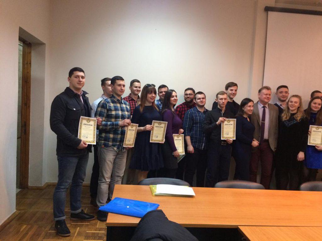 Переможці Всеукраїнського конкурсу студентських наукових робіт