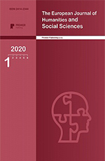 European Journal of Humanities and Social Sciences