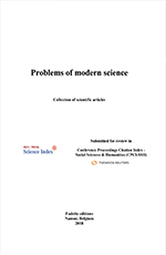 Problems of modern science