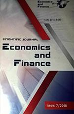 Scientific journal Economics and Finance